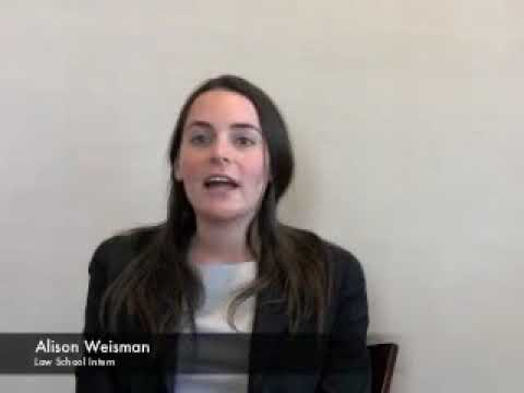 """""""The Level of Preparedness of the Attorneys in This Office Scared the Other Side"""" testimonial video thumbnail"""