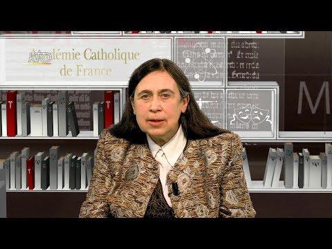 Marie-Anne Vannier : Pourquoi Hildegarde de Bingen a-t-elle été nommée Docteur de l'Eglise ?