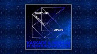 Kaskade & Moguai feat. Zip Zip Through The Night - Something Something Champs [Cover Art]