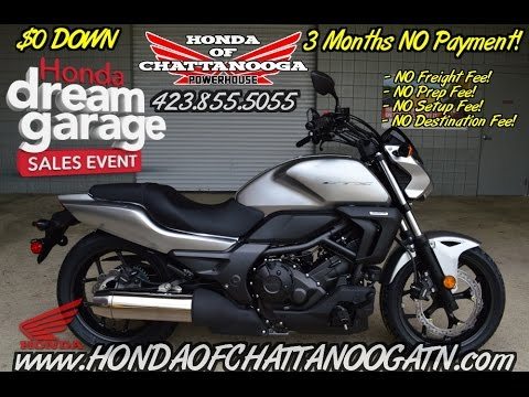 2015 Honda CTX®700N in Chattanooga, Tennessee - Video 1