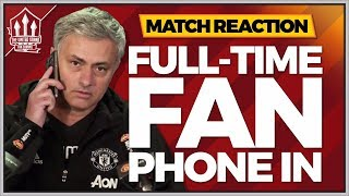Mourinho OUT Now! Brighton vs Manchester United 3-2 Reaction
