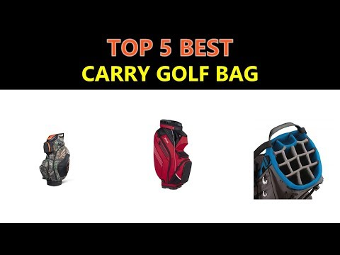 Best Carry Golf Bag 2019