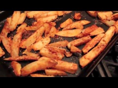 Fat Free Crispy French Fries