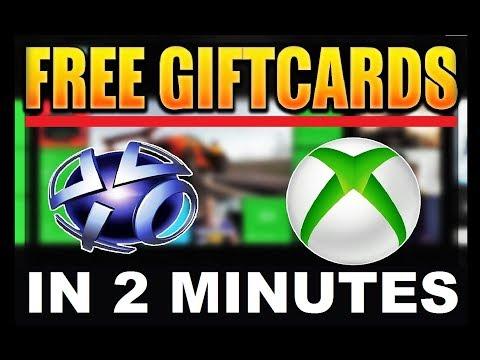 FREE* MASSIVE Gift Card Giveaway! (PSN/XBOX/STEAM/AMAZON