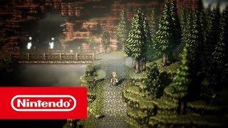 project OCTOPATH TRAVELER (titre provisoire) - Bande-annonce du Nintendo Direct (Nintendo Switch)