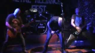 DARKKRAD live @ Metal Alliance Fest 2014