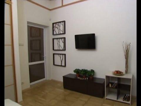 Комната в стиле японского минимализма - Удачный проект - Интер