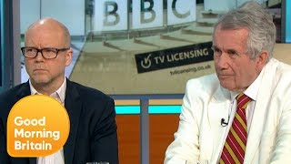 BBC Scraps Free TV Licence for Over 75s | Good Morning Britain
