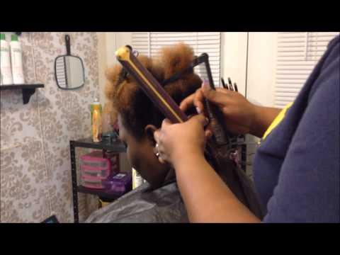 Hair Mask momya na may gliserol