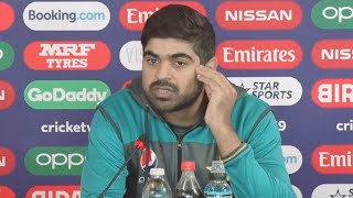 Haris Sohail Gives Fitting Reply To Afghanistan Cricket CEOs Better Than Pakistan Remark #PAKvAFG