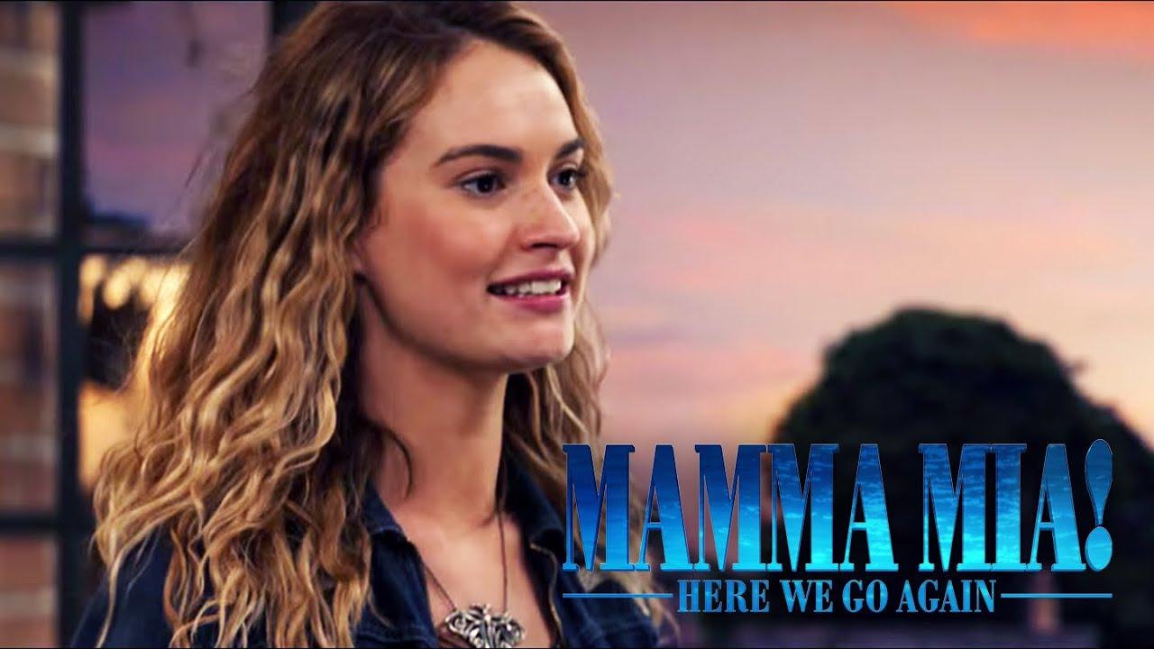 """Znalezione obrazy dla zapytania Mamma Mia! Here We Go Again"""""""