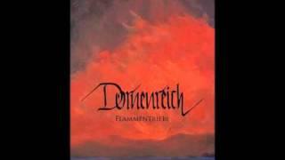 Dornenreich - Erst deine Träne löscht den Brand