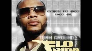 Flo Rida - Turn Around (5, 4, 3, 2, 1) Cheer Mix