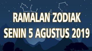 Ramalan Zodiak Senin 5 Agustus 2019