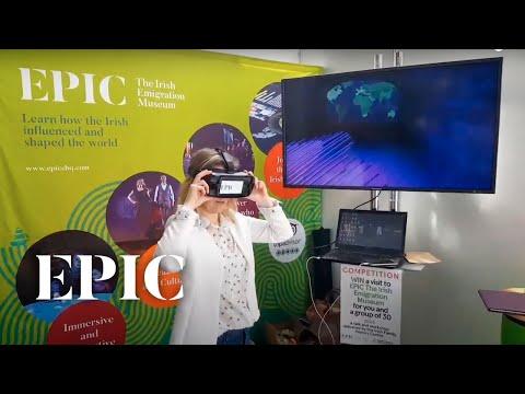 EPIC The Irish Emigration Museum - VR Tour