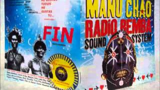Manu Chao  -  2002  Radio Bemba Sound System Ao Vivo (Completo)