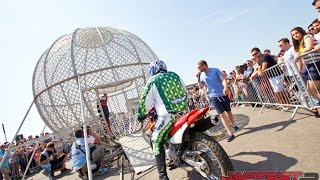 Motor Bike Stunt Show - Globe of Death