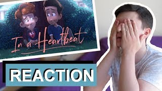 ALL THE FEELS!!! | In a Heartbeat REACTION | JustCallum