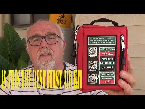 SURVIVAL FIRST AID KIT REVIEW 2019