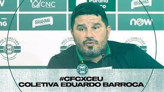 #CFCxCEU  - Coletiva Eduardo Barroca