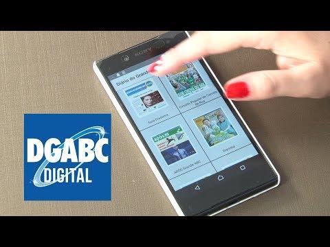 Diário oferece conteúdo impresso na íntegra em aplicativo