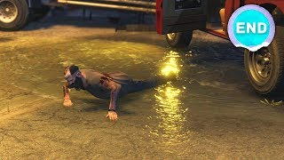 TREVORS DEATH IS ACTUALLY SAD😥 - Grand Theft Auto 5 - Ending