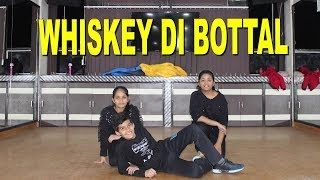 Whiskey Di Bottal | Kids Dance | Jasmine Sandlas & Preet Hundal | Choreography | Performance | Video