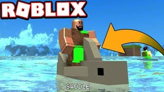 Insane Shark Adventure Roblox Booga Booga Minecraftvideos Tv