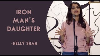 Iron Mans Daughter - Helly Shah | Storytelling | A Father-Daughter Story