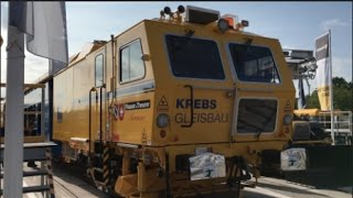 Plasser & Theurer Unimat 09-32/4S Dynamic E3 2016 In Detail Review Walkaround Exterior