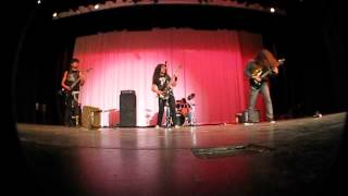 Anthrax-Got The TIme (cover) by The Lone Rangers!