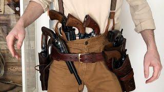 Meine Western-Waffen! Alles freie Waffen wie CO2, Druckluft und Schreckschuss