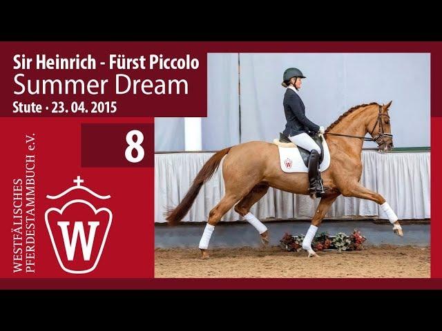 Westfälisches Pferdestammbuch: Auktionspferd des Tages