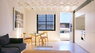 NEVER TOO SMALL Ep.28 Tiny Home Design - Loft House X2