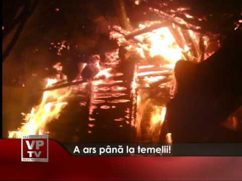 A ars până la temelii!