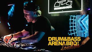 A.M.C and Phantom - Live @ Drum&BassArena X DNB Collective: Summer BBQ 2019