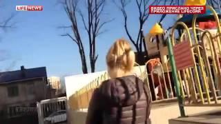 Пьяная женщина в Краснодаре протаранила 17 автомобилей.