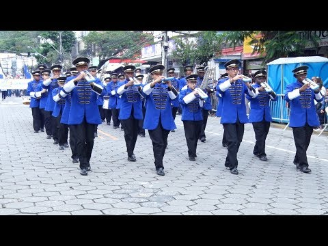 Nova Friburgo comemora 201 anos com tradicional desfile cívico-militar