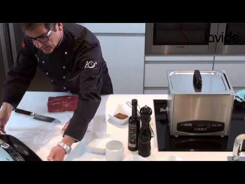 Sous Vide Rezeptidee - Rindfleisch & Beef Vakuumgaren mit Lavide