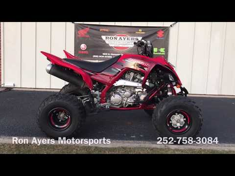 2019 Yamaha Raptor 700R SE in Greenville, North Carolina - Video 1