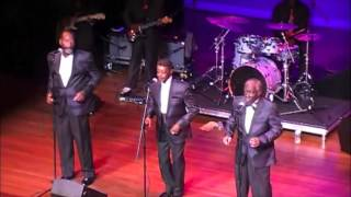 """Original Drifters Perform """"Please Stay"""""""