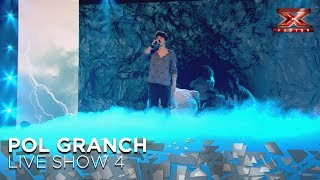 Pol Granch faces the judges with his anger! | Live Show 4 | The X Factor 2018