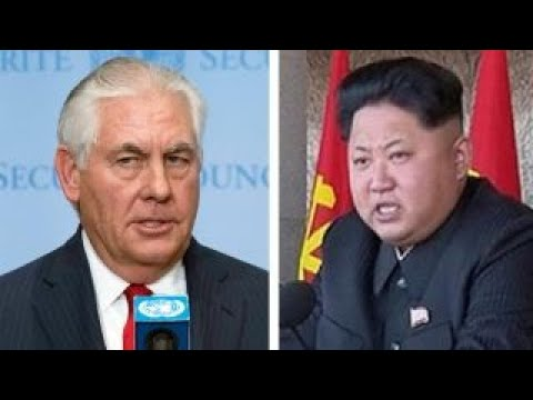 US turns up the heat on North Korea