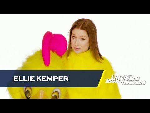Ellie Kemper's Embarrassing Past Roles