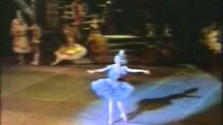 Sleeping Beauty Blue Bird pas de deux Karen Kain Frank Agustyn BNC