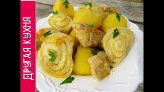 Сразу влюбилась, хотя готовлю первый раз / Немецкие штрудли - тесто на кефире