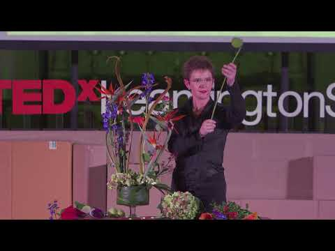 The Power of the Flower | Sarah Horne | TEDxLeamingtonSpa