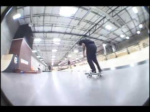 Omar Salazar Nike SB Release Demo