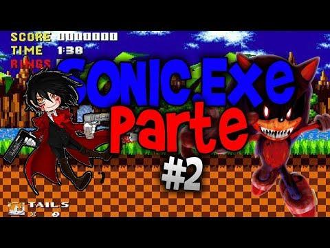 Creepypasta} Sonic exe - Historia de Kyle - смотреть онлайн