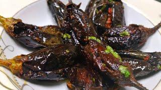 मसाला भरवा बैंगन की आसान और बहुत टेस्टी रेसिपी  Masala Bharwa Baingan recipe in Hindi